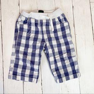 Mini Boden shorts // baby boy